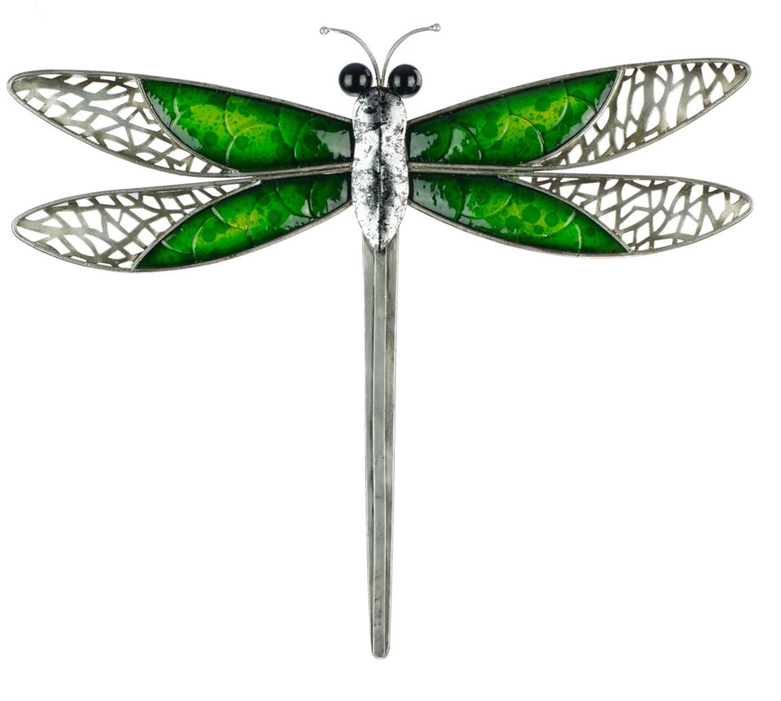 Outdoor Wall Decor Dragonfly : New quality unique metal outdoor indoor dragonfly wall art