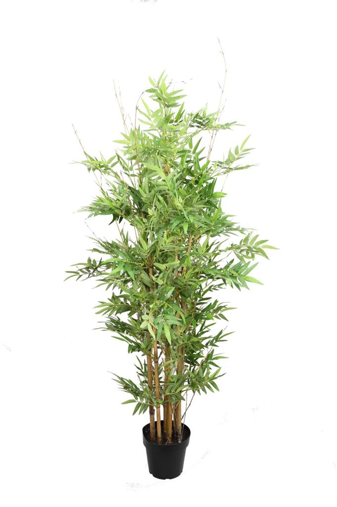Set 2 japanese oriental artificial bamboo trees indoor for Indoor japanese garden plants