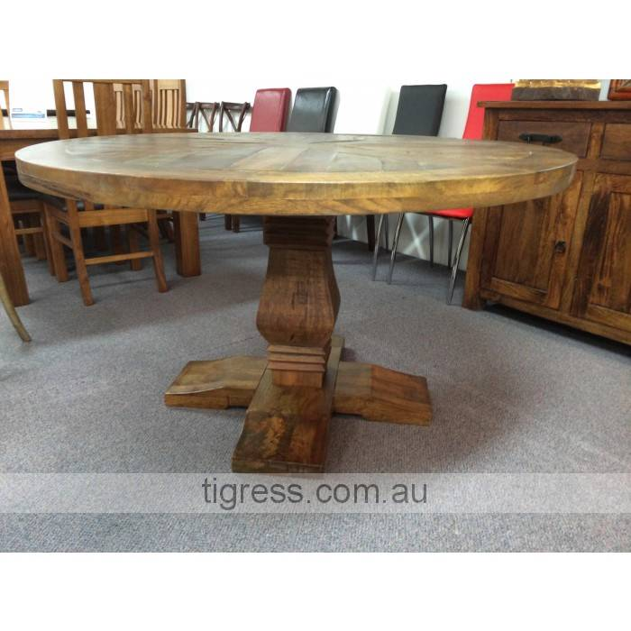 NEW-034-Tuscany-034-Hardwood-Timber-Round-Dining-Table-Solid