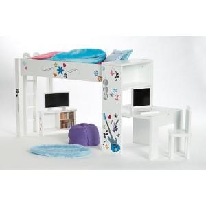 american girl journey girls 18 inch doll bedroom bed set. Black Bedroom Furniture Sets. Home Design Ideas