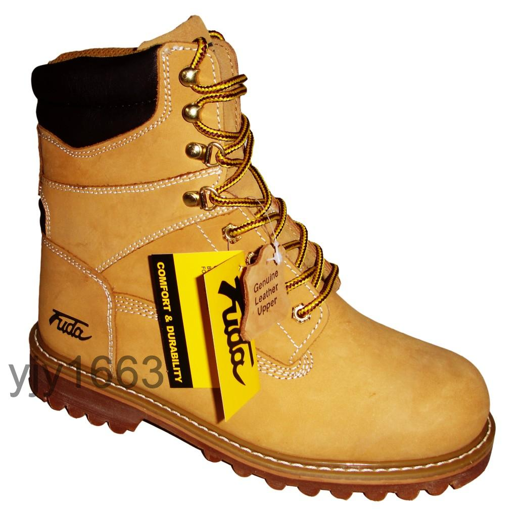 8 work boot genuine leather waterproof size10 5
