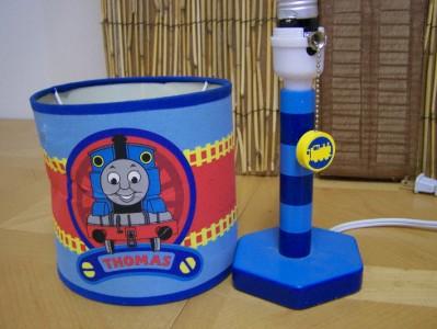 Thomas The Tank Engine Lamp Bedside