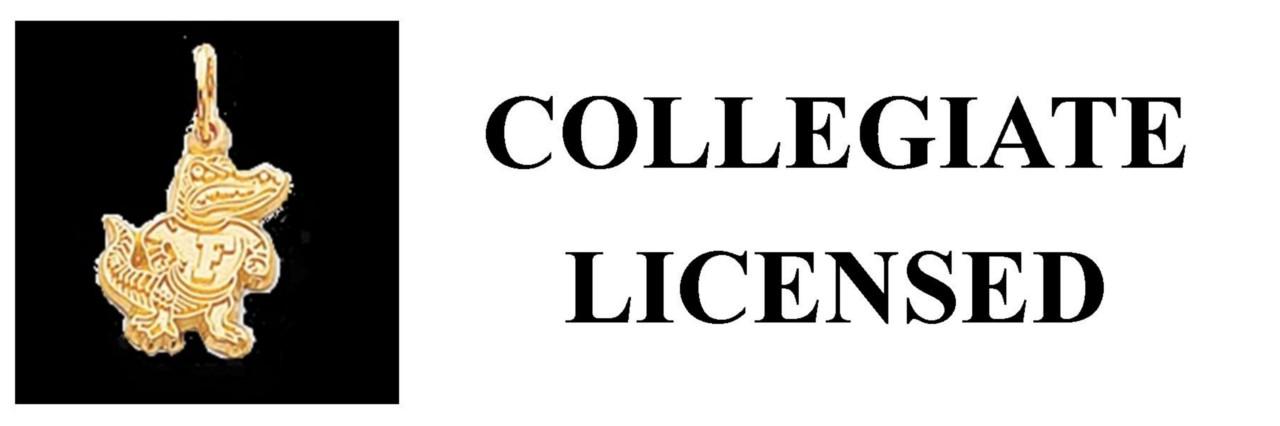 Collegiate Licensed Jewelry