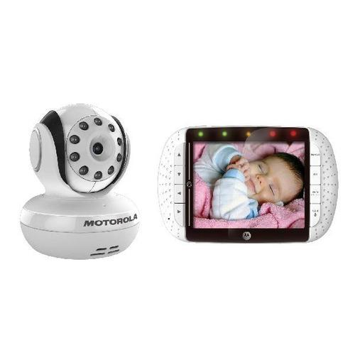 new mbp36 motorola digital video baby monitor w 3 5 color lcd screen m. Black Bedroom Furniture Sets. Home Design Ideas