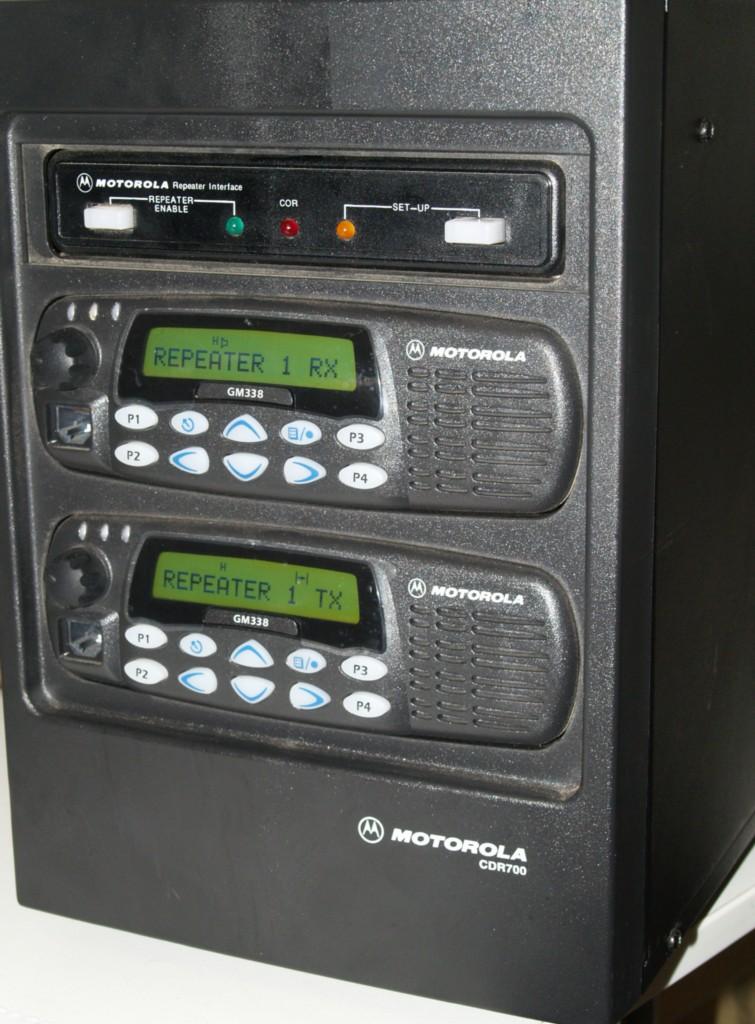 Motorola Cdr700 Repeater Interface Dual Gm338 Cb  609 55