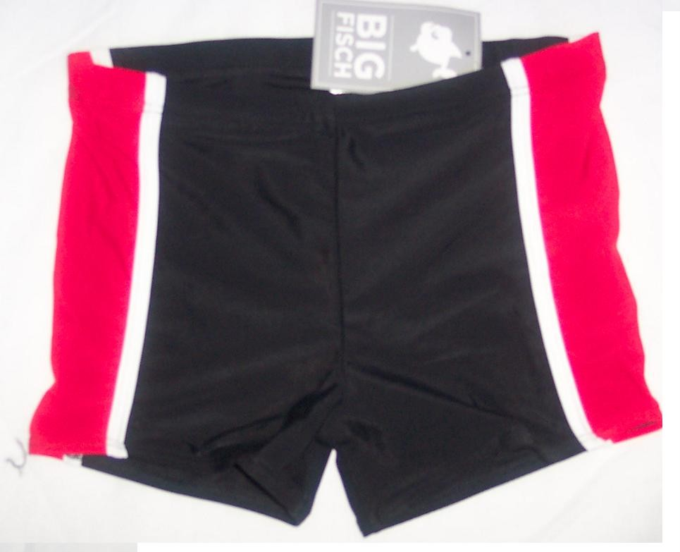 NEW-Boys-Swimming-Swim-Trunks-Shorts-Holiday-Summer-2-13-years-Black-Blue-Red