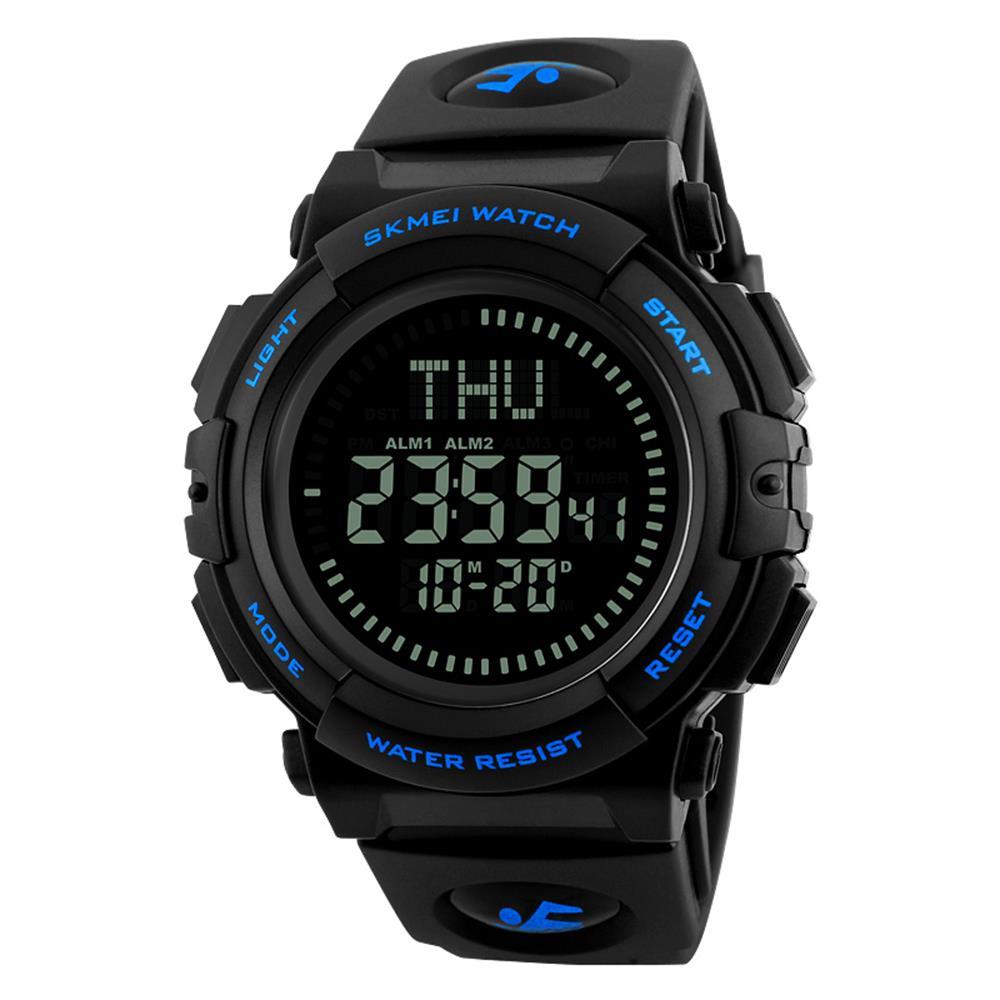 COMPASS-Digital-Wrist-Watch-Shock-Waterproof-Skmei-G-LED-Quartz-5-ATM-Men-Boy-1A