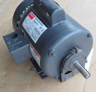 Dayton 5k411t capacitor start motor 1 3hp tefc 1725rpm 115 for Dayton capacitor start motor