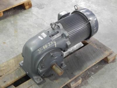 489 Us Electrical Motors Syncrogear Module 5 Hp 15 0