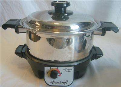 kitchencraft waterless cookware complete set new in box ebay On kitchen craft waterless cookware