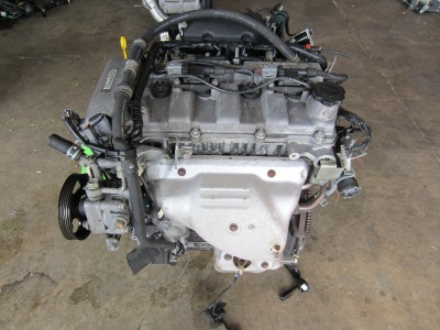 JDM 99 03 Mazda Protege 626 MX6 FP 1 8L Replaces 2 0L Engine Motor Complete