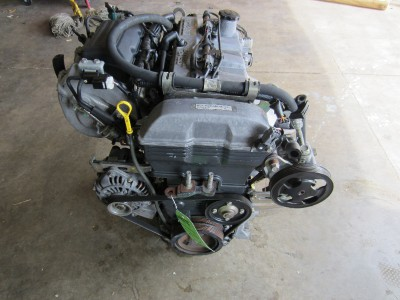 JDM 99 03 Mazda Protege 626 MX6 FP 1 8L Replaces 2 0L Engine Motor Complete