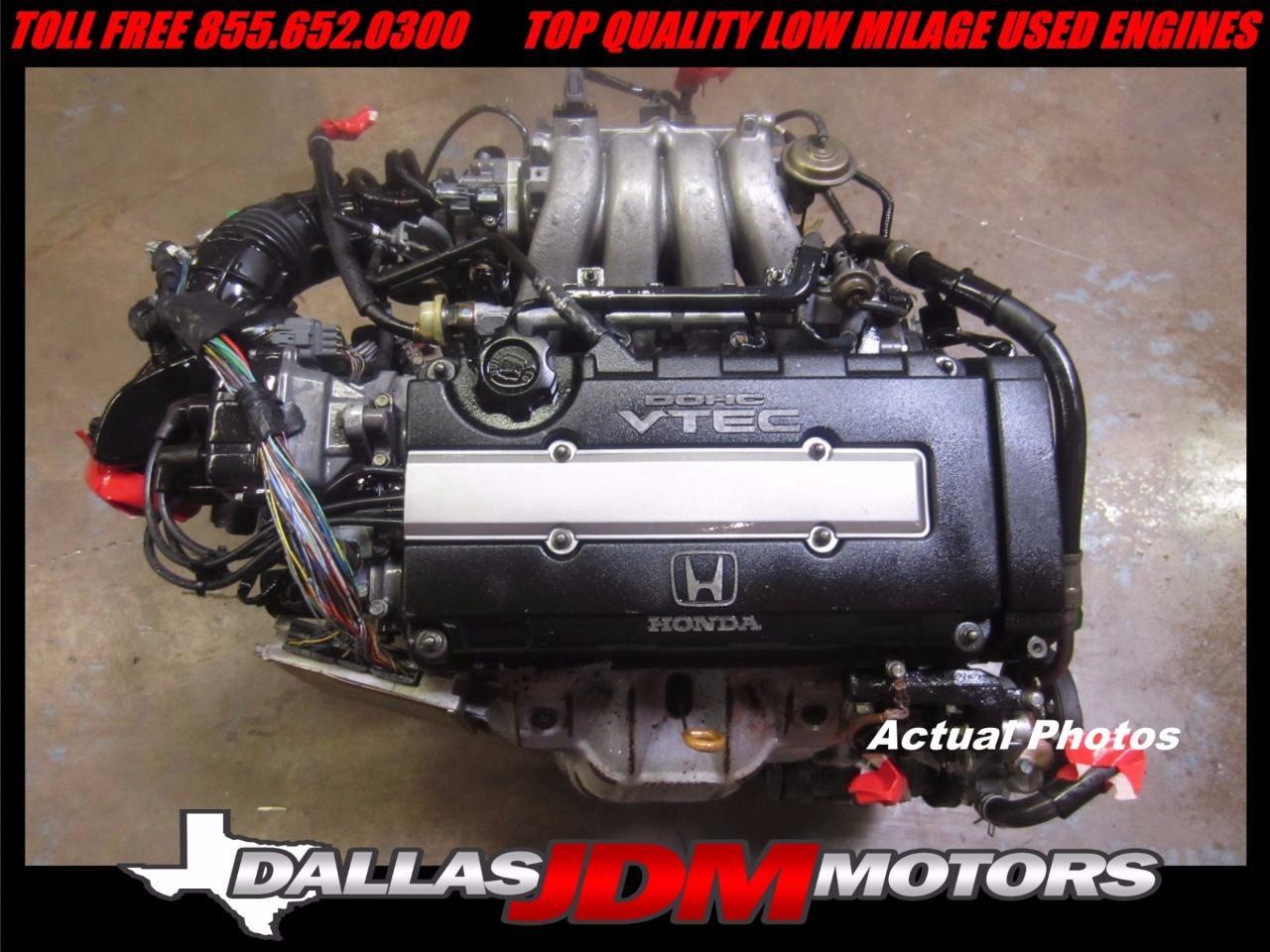 96 00 Honda Integra Sir G B18c Vtec Obd2 Engine Acura Gsr Dc2 B18 Wiring