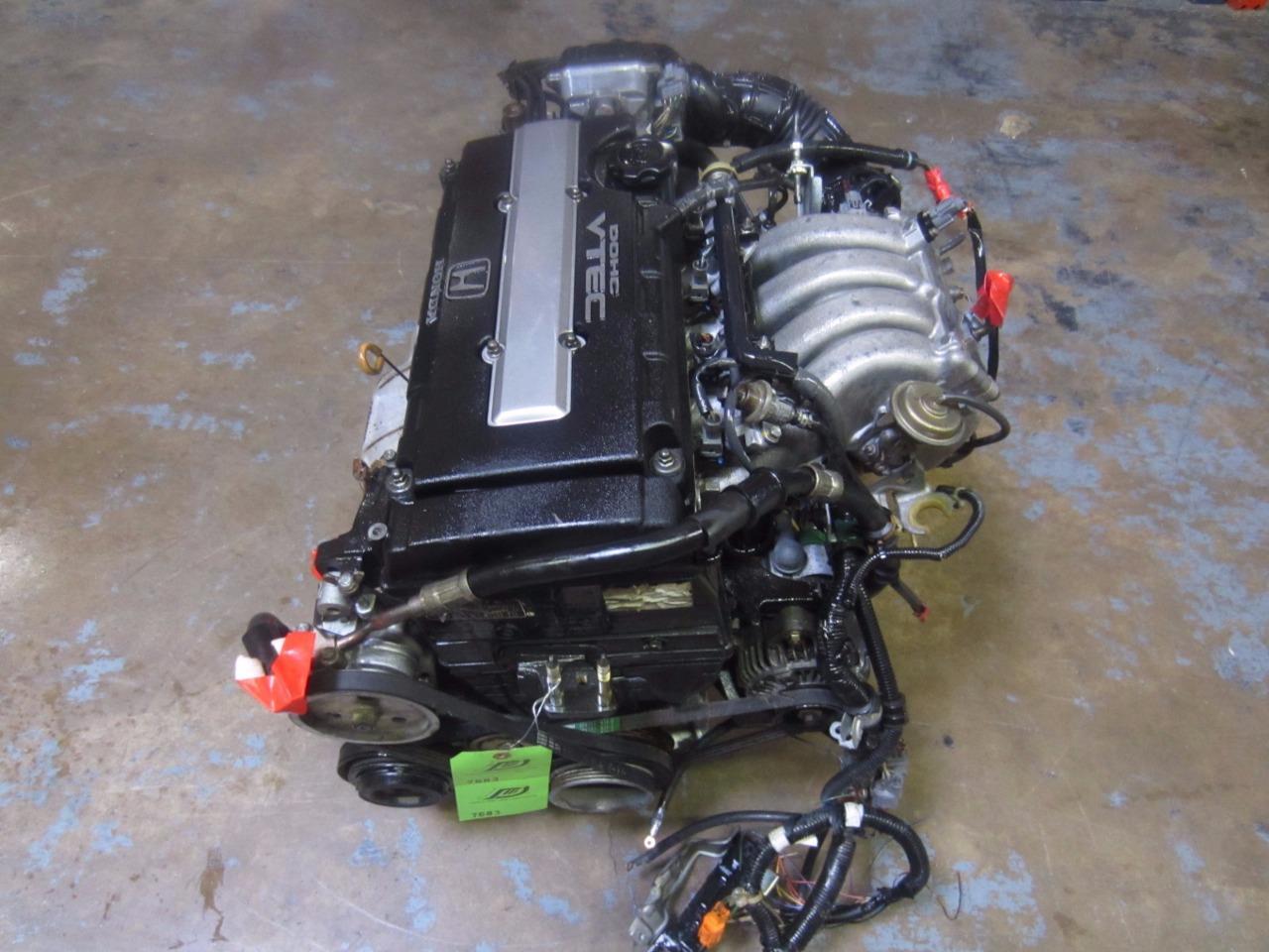 96-00 Honda Integra Sir-g B18c Vtec Obd2 Engine Acura Gsr Dc2 B18 B16