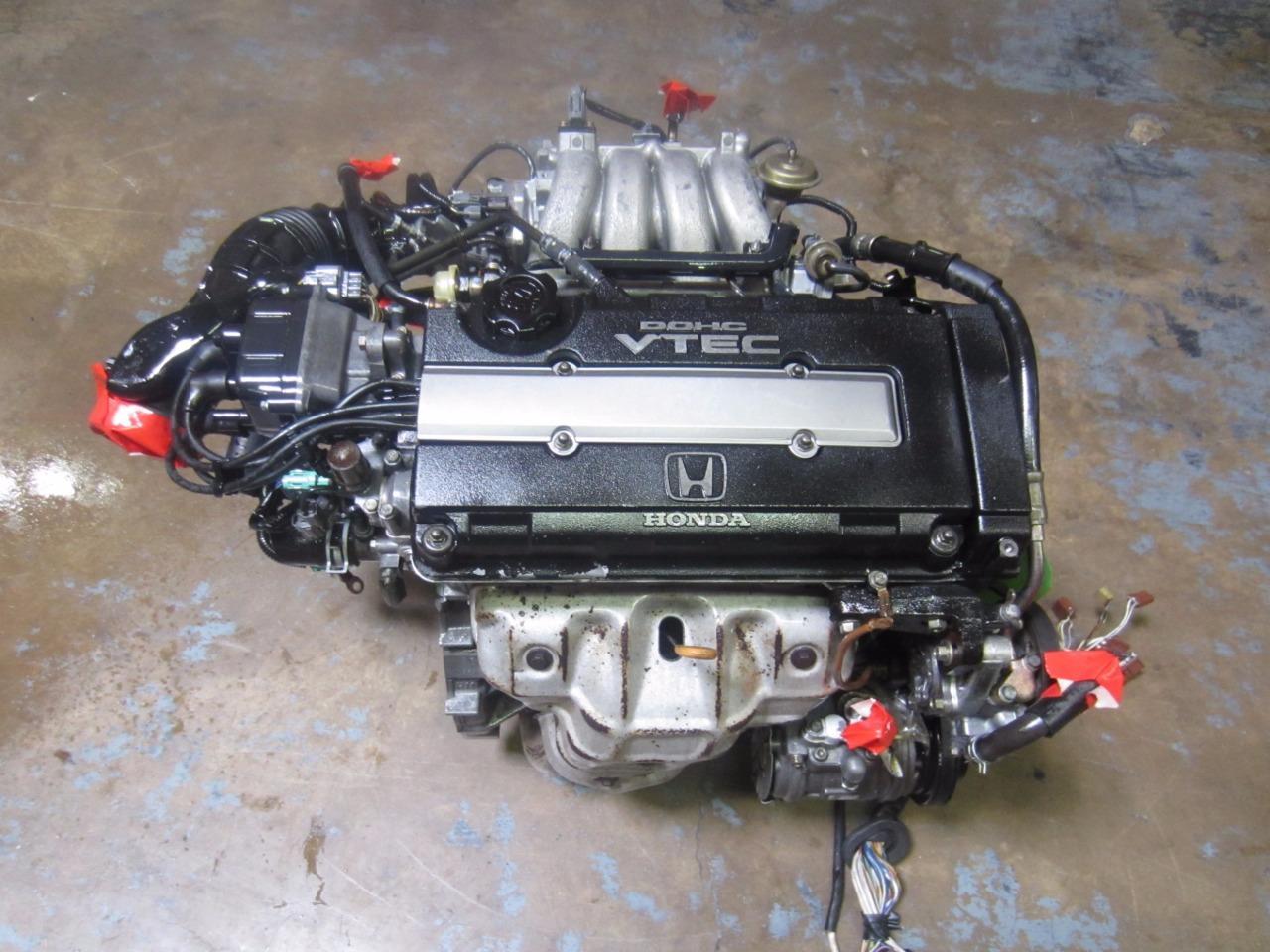 96 00 honda integra sir g b18c vtec obd2 engine acura gsr dc2 b18 b16