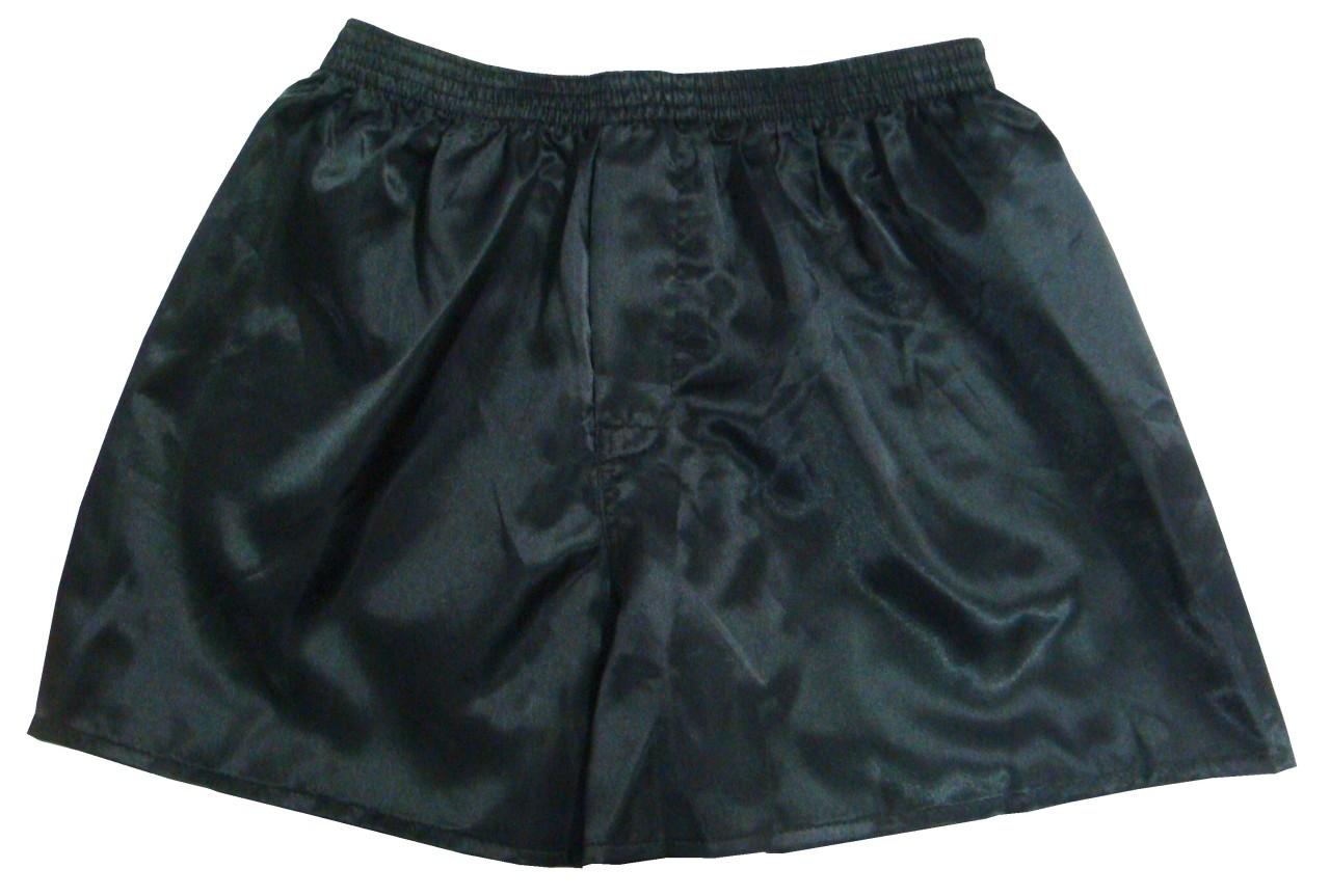 1x-Brand-New-Men-039-s-Satin-Boxer-Shorts-Buy-2-get-1-FREE