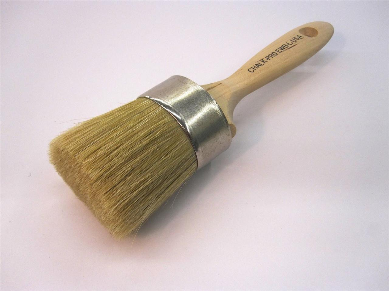 What Kind Of Brush For Chalk Paint Wax