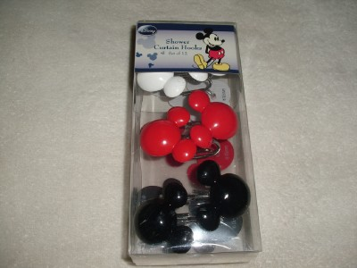 new bathroom decor disney mickey mouse fabric shower