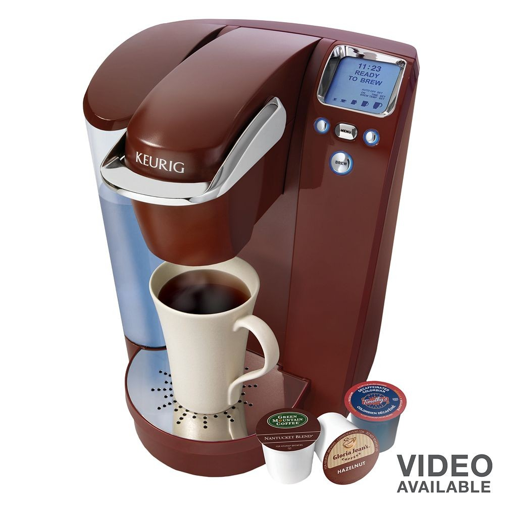 Iced Coffee Maker Kohl S : NEW KEURIG PLATINUM BREWING SYSTEM B70!!! CINNAMON eBay
