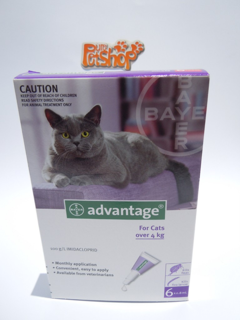 Advantage-For-Cats-Over-4kg-Flea-Treatment-Control-6-Month-Pack