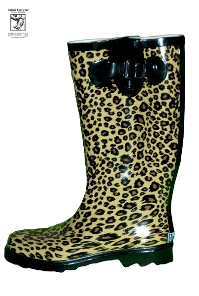 Unique Troopers Womens Rubber Gumboots Size 5 Floral SKU 00258959 | Bunnings Warehouse
