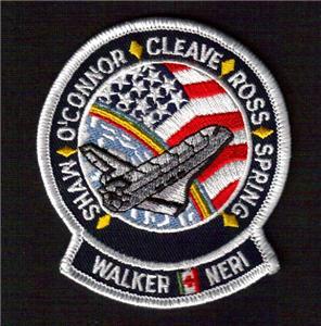 nasa comand patches - photo #2