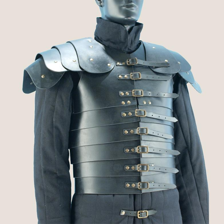 roman body armor Armor-leather-armor-leather-body-armor shop by category men's clothing shirts and tunics doublets and vests roman armor greek armor chainmail armor.