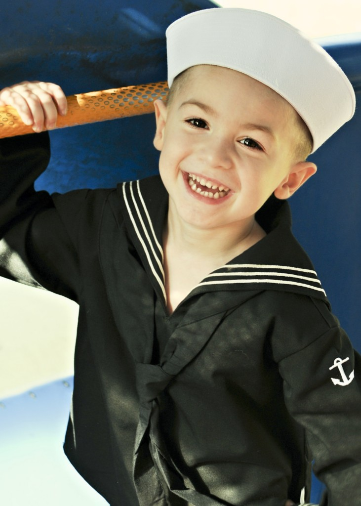 US-NAVY-SAILOR-Cracker-Jack-Kids-JUMPER-TOP-SHIRT-CAP-PANTS-UNIFORM ...