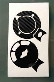 Mini R56 JCW John Cooper Works s Carbon Look Key Cover