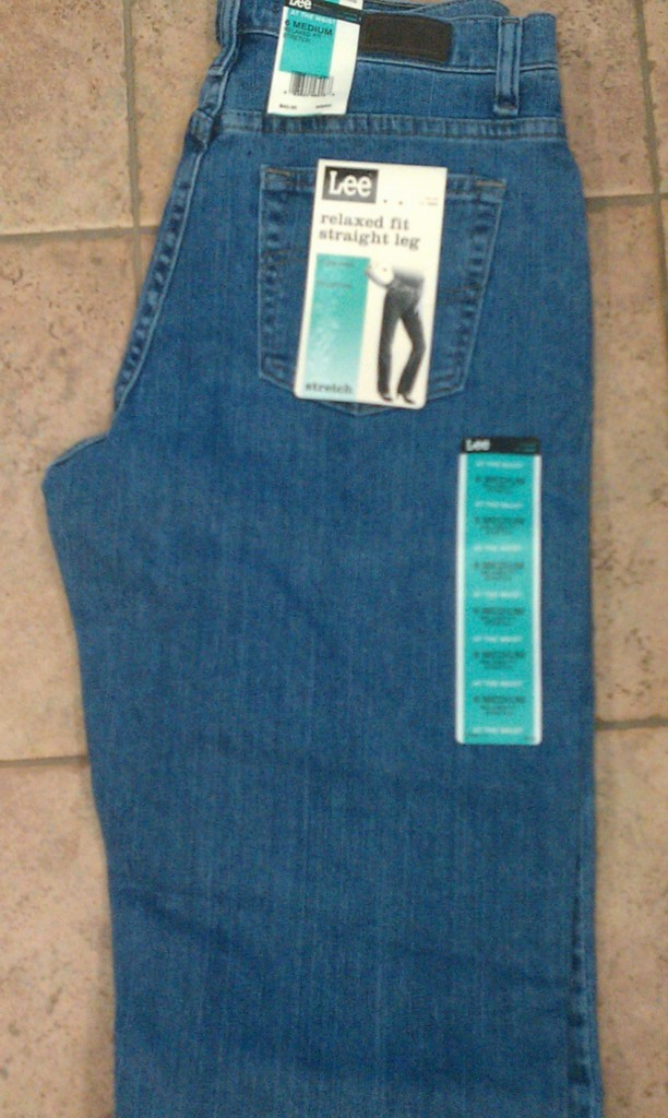 Lee-Womens-Relaxed-Fit-Straight-Leg-Jean-Light-Stonewash-3051843-NEW