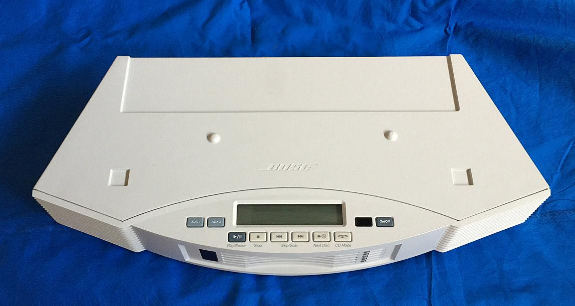 bose multi disc 5 cd changer accessory for acoustic wave ii player music system ebay. Black Bedroom Furniture Sets. Home Design Ideas