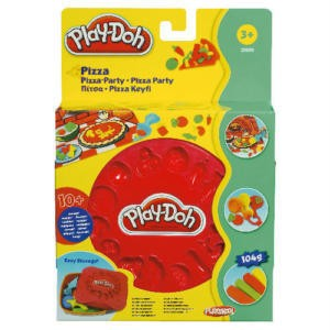 New play doh favourite food pizza set ebay for Play doh cuisine