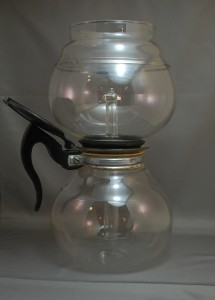 Vacuum Coffee Maker Glass Filter : VTG Cory Glass Vacuum Coffee Maker Pot w Filter Rod + - Ad#: 1625390 - Addoway