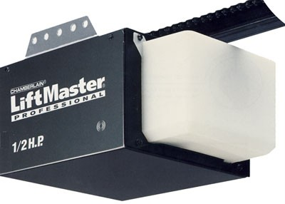 Liftmaster 1355 garage door opener 1 2 hp w o rail new ebay - Chamberlain liftmaster professional garage door opener ...