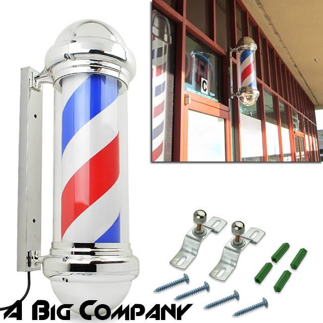 new 29 classic sign spinning barber pole light strip. Black Bedroom Furniture Sets. Home Design Ideas