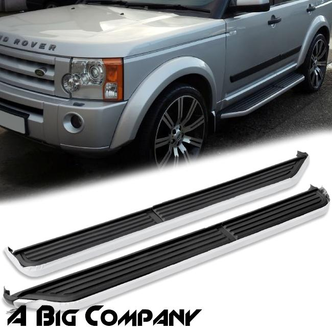FOR 05-13 LAND ROVER LR3 LR4 OE FACTORY STYLE RUNNING