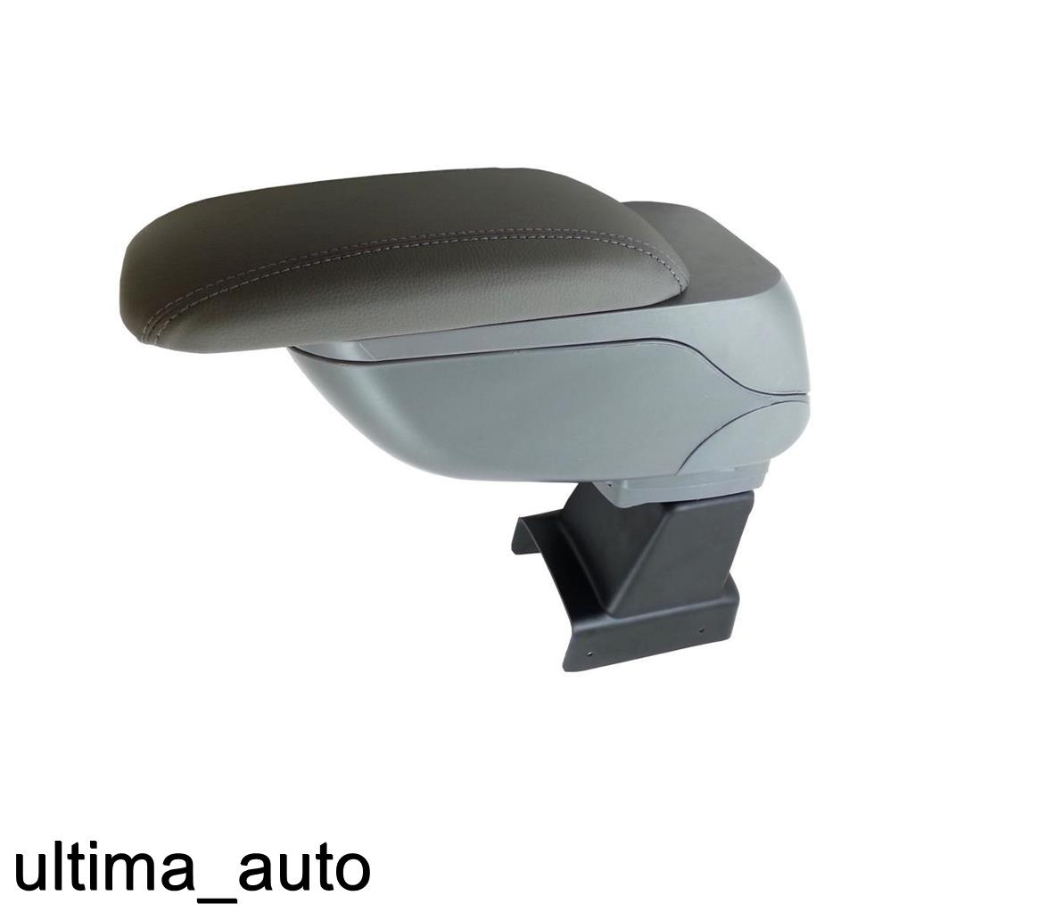 Berluti citroen peugeot partner tepee 08 pelle grigia bracciolo console centrale ebay - Console centrale peugeot partner tepee ...
