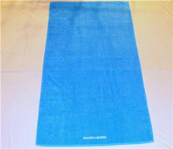 Ralph Lauren Beach Towel Different Colors And Styles Large Size