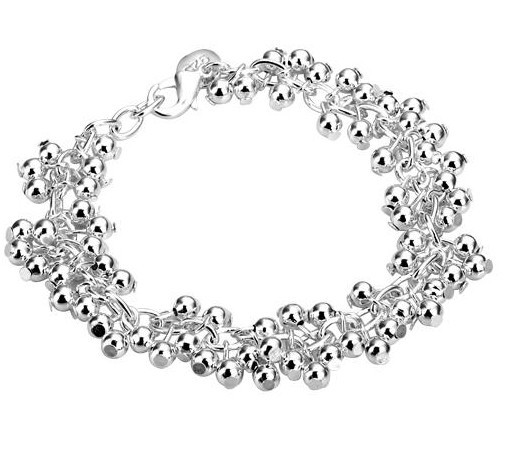 FREE-P-P-wholesale-Solid-SILVER-Womens-Bracelet-bangle-Box-for-Gift