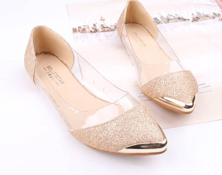 Flat Pointed Shoes Sale