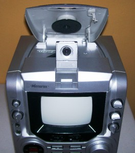 memorex karaoke machine manual