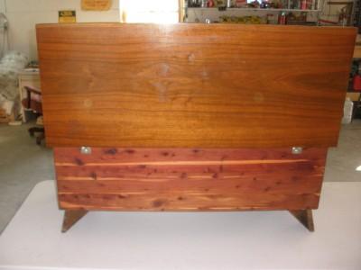 Lane cedar chest vintage 1955