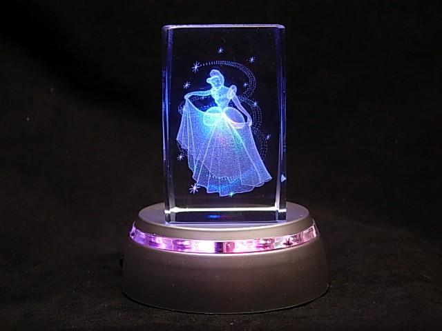 details about disney princess cinderella girls child night light gift. Black Bedroom Furniture Sets. Home Design Ideas