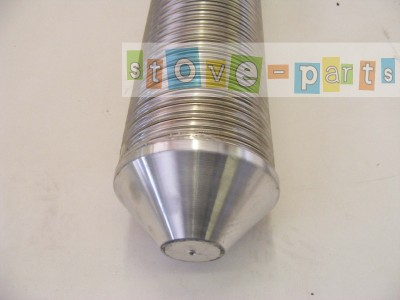 6 Quot Nose Cone Flexible Stainless Steel Liner Guider Tool Ebay