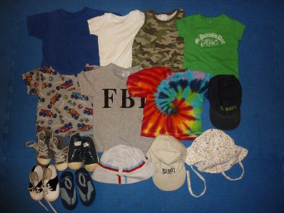 +pc BABY TODDLER BOY 18 24 2T MONTHS CLOTHES SPRING SUMMER LOT