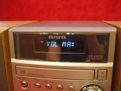 Tape Player Bookshelf Stereo System Boombox Japan Speakers Loud