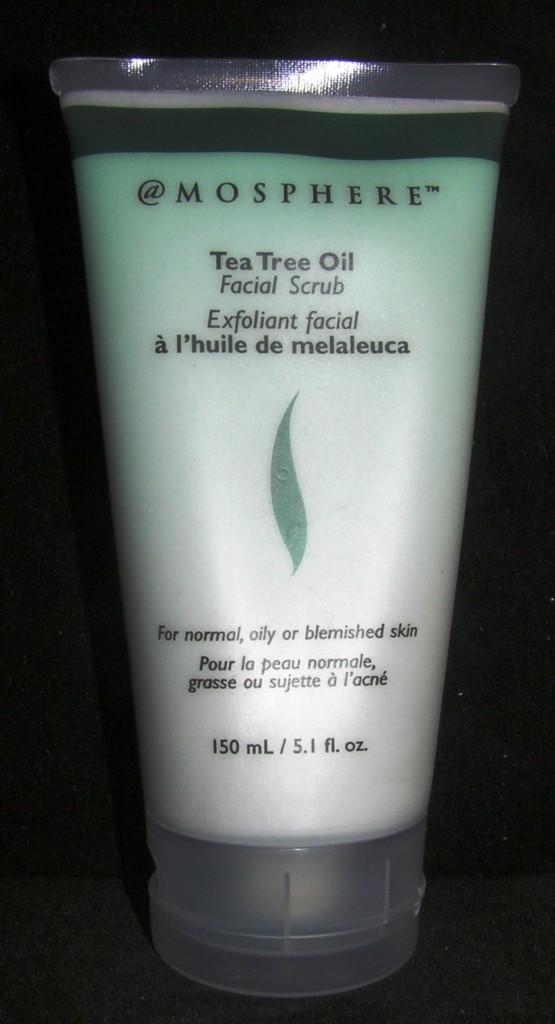 Where to buy tea tree oil facial scrub