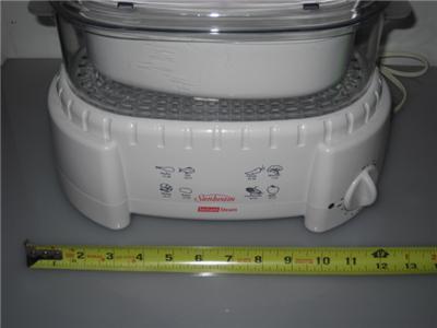 sunbeam 5 cup rice cooker manual