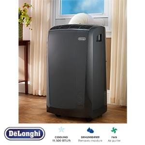 Delonghi pinguino 11 500 btu portable room air conditioner - Pinguino de longhi portatile ...
