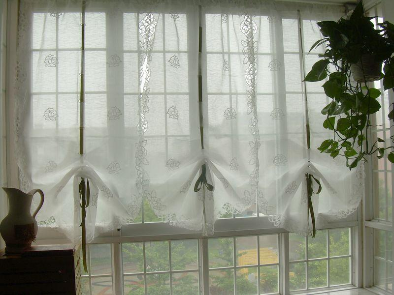 28 balloon curtains for kitchen country curtains ticking st